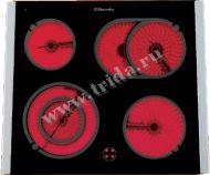 Электрическая варочная поверхность ELECTROLUX EHL 6690 U